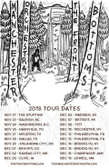 Manchester Orchestra and The Front Bottoms tour_