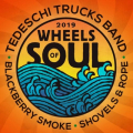 Tedeschi Trucks band 2019 wheels of soul tour